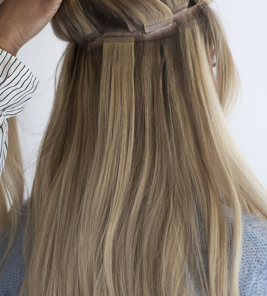 NANO LINK HAIR EXTENSIONS VS TAPE-IN HAIR EXTENSIONS TORONTO